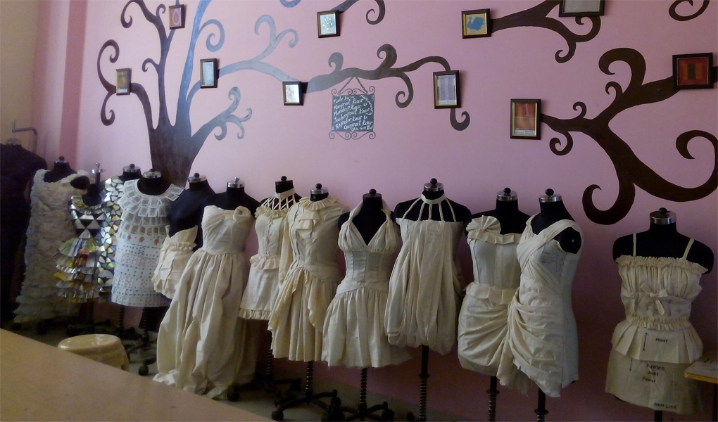 Lyallpur Khalsa College For Women Fashion Designing